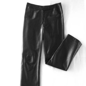 Vintage Dolce & Gabbana leather pants